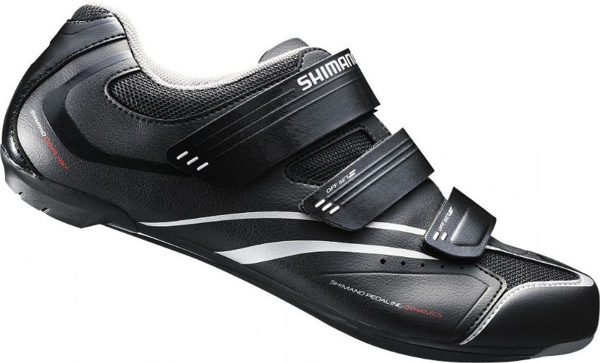 Shimano R078 SPD SL Road Shoes Black